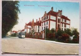 Germany Schwerin Infanterikaserne Feltpost 1915 Kliplev Aabenraa - Unclassified