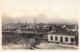 Pilsen (Plzen) - Panorama 1926 - Tchéquie