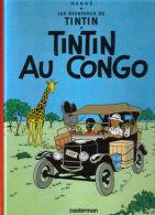Tintin - Au Congo - Hergé - Tintin