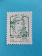 TIMBRE,No;4774Bb, MARIANNE De CIAPPA Et Kawena SURCHARGE,Lettre Verte,impression SERIGRAPHIE XX,timbre Bon état - 2013-... Marianne De Ciappa-Kawena
