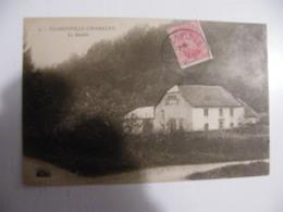 CPA Florenville Chameleu Le Moulin 1921 Henri Georges Editeur à Bruxelles - Belgique