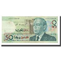 Billet, Maroc, 50 Dirhams, 1987, KM:64a, TTB - Marocco