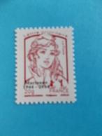 TIMBRE,No;4767Bc, MARIANNE De CIAPPA Et Kawena SURCHARGE,Lettre PRIO,impression TYPOGRAPHIE XX,timbre Bon état - 2013-... Marianne Of Ciappa-Kawena