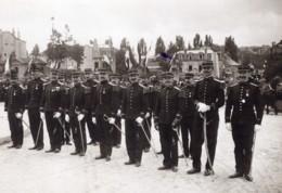 France Bar Le Duc Aviation Militaire Lieut. Cheutin Et Remy Decores Ancienne Photo Rol 1912 - Aviation