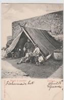 Cartolina - Alloggio Di Pescatori Siciliani - Siracusa