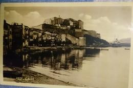 20 Corse CPA Carte Photo Calvi 1527 - Calvi