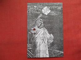 Movable Arm Statue Oof Liberty National Postcard Week May 4-10  1986-- # 238 Of 500>>   -ref 3303 - Dreh- Und Zugkarten
