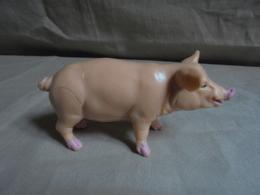 """Ancienne Figurine Schleich """"Cochon"""" - Cerdos"""