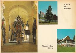 SLOVENIA - Areh Na Pohorju - Tinetov Dom - Slovénie