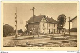 57 . N° 40957 . Petit Rederching.la Gare - Frankreich