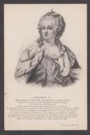91524/ CATHERINE II, Impératrice Et Autocrate De Toutes Les Russies - Femmes Célèbres