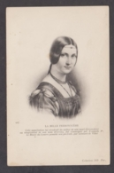 91532/ LA BELLE FERRONNIERE, Dame De Compagnie, Maîtresse De François Ier - Femmes Célèbres