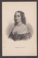 91539/ Blanche-Joséphine LE BASCLE D'ARGENTEUIL, Duchesse De Maillé, Salonnière, écrivaine - Femmes Célèbres