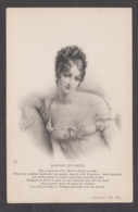91550/ Juliette RECAMIER, Salonnière - Femmes Célèbres