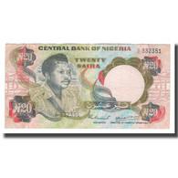 Billet, Nigéria, 20 Naira, Undated (1984- ), KM:26a, TTB - Nigeria