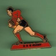 RUGBY *** U A G *** 1002 - Rugby