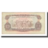Billet, South Viet Nam, 1 D<ox>ng, Undated (1968), KM:R4, TTB - Viêt-Nam