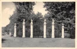 SAINTES - Grille Monumentale Du Château De Mussain - Tubize