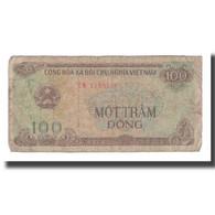 Billet, Viet Nam, 100 D<ox>ng, 1991, KM:105a, B - Viêt-Nam