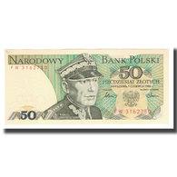 Billet, Pologne, 50 Zlotych, 1975-1988, 1986-06-01, KM:142c, SPL - Pologne