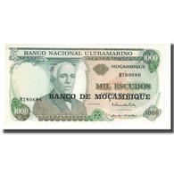 Billet, Mozambique, 1000 Escudos, Undated (1976), KM:119, SPL - Mozambique