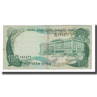 Billet, South Viet Nam, 100 D<ox>ng, Undated (1972), KM:31a, TB+ - Viêt-Nam