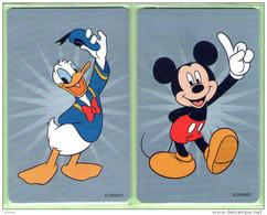 New Zealand - Chipcards - 1999 Disney - Mickey & Donald Part IV - Set (2) - Mint - Cards 023/24 - Neuseeland