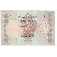 Billet, Pakistan, 1 Rupee, 1983, Undated (1983), KM:27b, TB - Pakistan