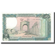 Billet, Lebanon, 250 Livres, 1978-1988, KM:67e, NEUF - Liban