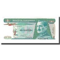 Billet, Guatemala, 1 Quetzal, Undated (1983-89), KM:66, NEUF - Guatemala
