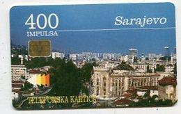 TK 04712 BOSNIA & HERZEGOVINA - Chip - Bosnia
