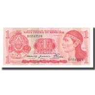 Billet, Honduras, 1 Lempira, 1980, 1980-05-29, KM:68a, NEUF - Honduras