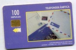 TK 04717 BOSNIA & HERZEGOVINA - Chip - Bosnië