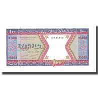 Billet, Mauritanie, 100 Ouguiya, 1989, 1989-11-28, KM:4d, NEUF - Mauritania