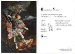 610177,Andachtsbild Heiligenbildchen Hl. Michael - Images Religieuses