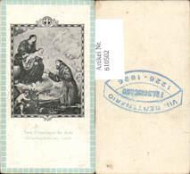 610502,Andachtsbild Heiligenbildchen San Francisco Franz V. Assisi Asis - Andachtsbilder