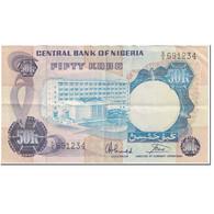 Billet, Nigéria, 50 Kobo, 1973-1978, Undated (1973-1978), KM:14g, TTB - Nigeria