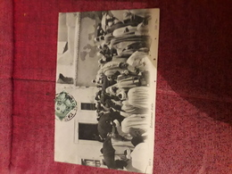 Carte Postale  Ancienne Enterrement Arabe - Tunisia