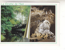 SP- BELGIQUE - HAN SUR LESSE - Domaine Des Grottes - Belgio