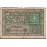 Billet, Allemagne, 50 Mark, 1919, 1993-06-24, KM:66, B - [ 3] 1918-1933 : République De Weimar