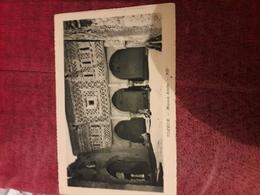 Carte Postale  Ancienne Tozeur Maison Arabe - Tunisie