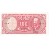 Billet, Chile, 10 Centesimos On 100 Pesos, 1960, Undated (1960), KM:127a, NEUF - Chile