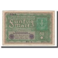 Billet, Allemagne, 50 Mark, 1919, 1919-06-24, KM:66, TB+ - 50 Mark