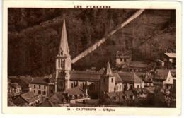 51gx 919 CPA - CAUTERETS - L'EGLISE - Cauterets