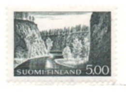 Finnland 1974 MiNr.: 588y Postfrisch; Finland MNH YT 549C - Finland