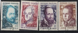 FRANCE      N° YVERT  :     1511/14  OBLITERE - Used Stamps