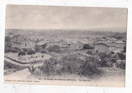 Carte Postale St Valoir De Valoire Vue Générale - France