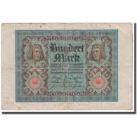 Billet, Allemagne, 100 Mark, 1920, 1920-11-01, KM:69b, TB - [ 3] 1918-1933 : Repubblica  Di Weimar