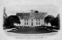 St Hilaire Des Loges : Château De Chassenon - Saint Hilaire Des Loges