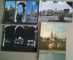 4 CART. BUDAPEST  (111) - Ungheria